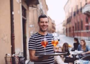 Italiaanse zomerdrankjes