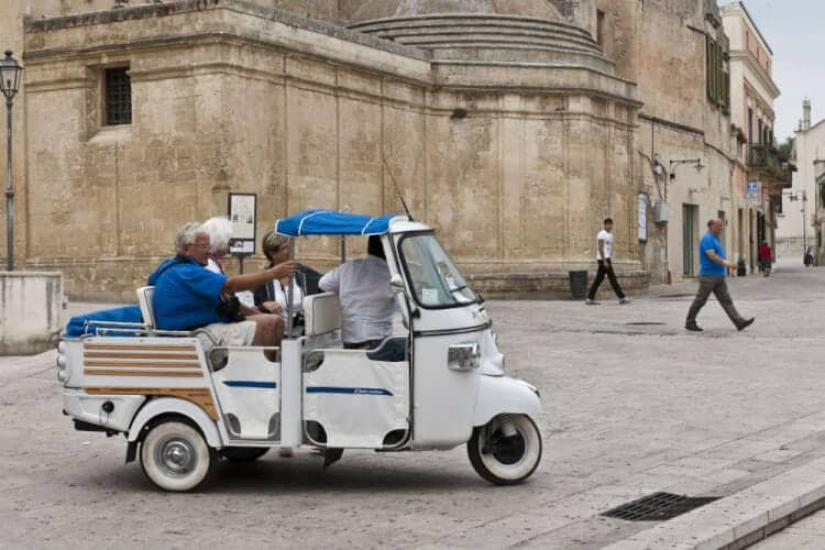 Basilicata De Smaak van Italië