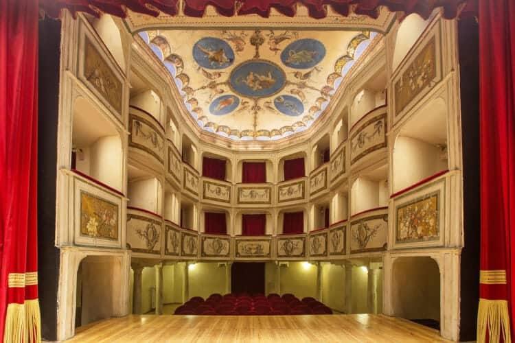 Theater in Italië