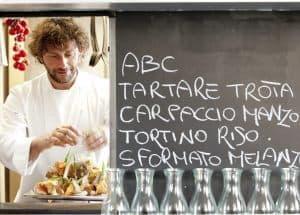 Restaurant in Milaan