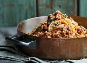 speltspaghetti