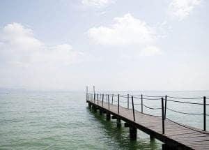 Gardameer De Smaak van Italië