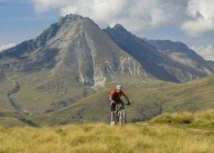 mountainbiken in Italië
