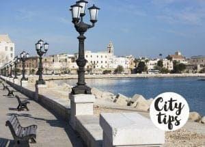 koffietentjes in Bari