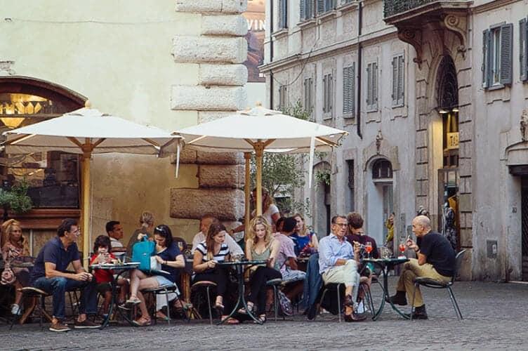 Stadswandeling in Rome