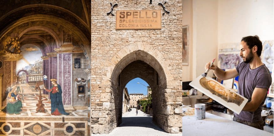Spello tips