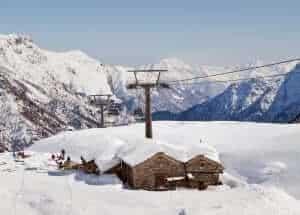 Alagna Valesia Alpen