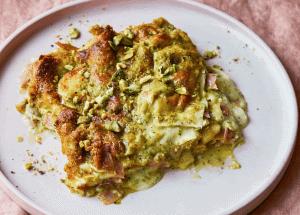 lasagne pistachenoten